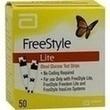 Freestyle Lite Teststreifen Ohne Codieren PZN: 01124543
