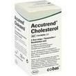 Accutrend Cholesterol Teststreifen PZN: 01471641