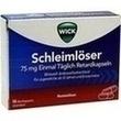 Wick Schleimlöser 75 Mg Einmal Täglich Retardkaps. PZN: 01616967