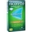 Nicorette 4 Mg Freshfruit Kaugummi PZN: 01640807