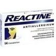 Reactine Filmtabletten PZN: 02152234