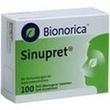 Sinupret überzogene Tabletten PZN: 02493308