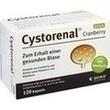 Cystorenal Cranberry Plus Kapseln PZN: 05022555