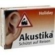 Akustika Holiday Windschutzwolle+lärmschutzstöp. PZN: 09384700