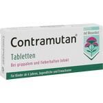 Verpackungsbild(Packshot) von CONTRAMUTAN Tabletten