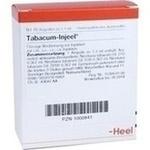 Verpackungsbild(Packshot) von TABACUM INJEEL Ampullen