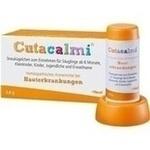 Verpackungsbild(Packshot) von CUTACALMI Globuli