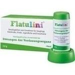 Verpackungsbild(Packshot) von FLATULINI Globuli