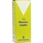 Verpackungsbild(Packshot) von RHEUMATROPFEN Nestmann 150