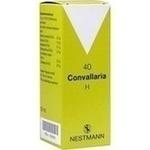 Verpackungsbild(Packshot) von CONVALLARIA H Nr.40 Tropfen