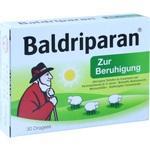 Verpackungsbild(Packshot) von BALDRIPARAN Zur Beruhigung überzogene Tabletten