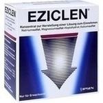Verpackungsbild(Packshot) von EZICLEN Konzentrat z.Herst.e.Lsg.z.Einnehmen