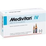 Verpackungsbild(Packshot) von MEDIVITAN iV Injektionslösung in Amp.-Paare
