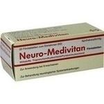 Verpackungsbild(Packshot) von NEURO MEDIVITAN Filmtabletten
