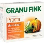 Verpackungsbild(Packshot) von GRANU FINK Prosta plus Sabal Hartkapseln