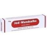 Verpackungsbild(Packshot) von JOD-WUNDSALBE Robugen