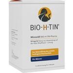 Verpackungsbild(Packshot) von MINOXIDIL BIO-H-TIN Pharma 50 mg/ml Spray Lsg.