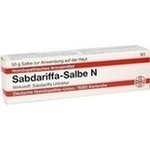 SABDARIFFA Salbe N