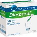 Verpackungsbild(Packshot) von MAGNESIUM DIASPORAL 300 mg Granulat