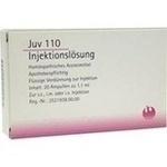 JUV 110 Injektionslösung 1,1 ml Ampullen