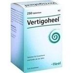 Verpackungsbild(Packshot) von VERTIGOHEEL Tabletten