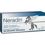Verpackungsbild(Packshot) von NERADIN Tabletten