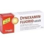 Verpackungsbild(Packshot) von DYNEXAMINFLUORID Gelee Dentalgel