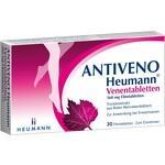 Verpackungsbild(Packshot) von ANTIVENO Heumann Venentabletten 360 mg Filmtabl.