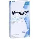 Verpackungsbild(Packshot) von NICOTINELL Kaugummi Spearmint 2 mg