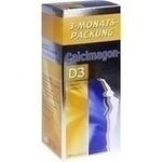 Verpackungsbild(Packshot) von CALCIMAGON D3 Kautabletten