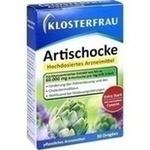 Verpackungsbild(Packshot) von KLOSTERFRAU Artischocke überzogene Tabletten