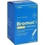 Verpackungsbild(Packshot) von BROMUC akut 200 mg Hustenlöser Plv.z.H.e.L.z.Einn.