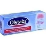Verpackungsbild(Packshot) von OLYTABS 200 mg/30 mg Filmtabletten