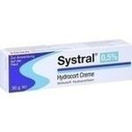 Verpackungsbild(Packshot) von SYSTRAL Hydrocort 0,5% Creme