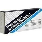 Verpackungsbild(Packshot) von THOMAPYRIN Tabletten