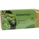 Verpackungsbild(Packshot) von FRAUENMANTELKRAUT Tee Filterbeutel