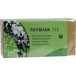 Verpackungsbild(Packshot) von THYMIAN TEE Filterbeutel
