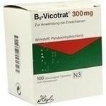 Verpackungsbild(Packshot) von B6 VICOTRAT 300 mg überzogene Tabletten