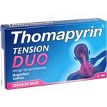 Verpackungsbild(Packshot) von THOMAPYRIN TENSION DUO 400 mg/100 mg Filmtabletten