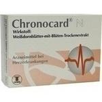 Verpackungsbild(Packshot) von CHRONOCARD N überzogene Tabletten