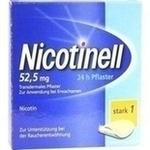 Verpackungsbild(Packshot) von NICOTINELL 21 mg/24-Stunden-Pflaster 52,5mg