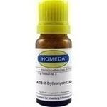 HOMEDA ATB 05 Erythromycin C 30 Globuli