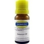 HOMEDA Gelsemium C 30 Globuli
