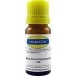 HOMEDA PSY 01a Amitriptylenoxid C 30 Globuli