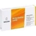 Verpackungsbild(Packshot) von BIRKENKOHLE comp.Hartkapseln
