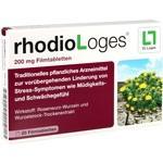 Verpackungsbild(Packshot) von RHODIOLOGES 200 mg Filmtabletten
