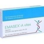 Verpackungsbild(Packshot) von EMASEX-A Vitex Tabletten