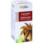 Verpackungsbild(Packshot) von RIZINUSÖL raffiniert Lamotte
