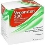 Verpackungsbild(Packshot) von VENORUTON 300 Hartkapseln