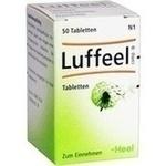 Verpackungsbild(Packshot) von LUFFEEL comp.Tabletten